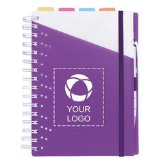 Souvenir® Notebook with Vertex Pen