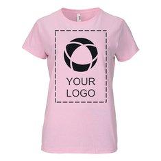 Anvil® 4.5-Ounce Ring-Spun Lightweight Women's T-Shirt