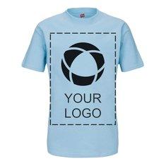 Camiseta juvenil de manga corta Hanes® Tagless® para serigrafía
