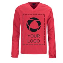 Sport-Tek®Youth V-Neck Raglan Wind Shirt