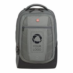 """Wenger® Pro Check 17"""" Computer Backpack"""
