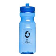 Botella deportiva Easy Squeezy Crystal de 24 onzas