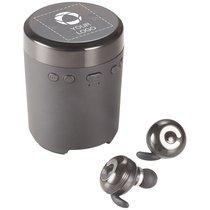 iFidelity® draadloze speaker en TruWireless oordopjes