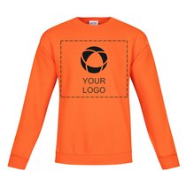 Port & Company® Essential Fleece Crewneck Sweatshirt