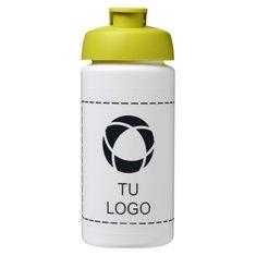 Botella deportiva de 500ml con tapa abatible y empuñadura Plus de Baseline®