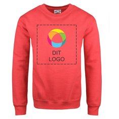 Fruit of the Loom® klassisk Set-In sweater til børn