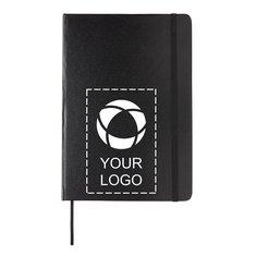 A5-Notizbuch Standard mit festem Einband und Stylus-Kugelschreiber