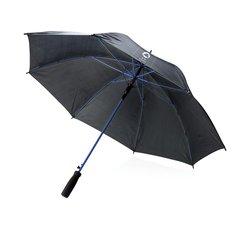 Regenschirm mit buntem Glasfasergestell