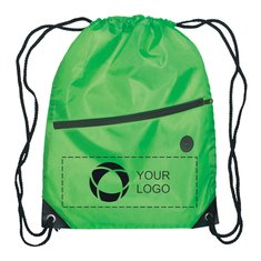 Everyday Commuter Drawstring Backpack
