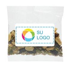 2 oz de Surtido de pasas y frutos secos Puñados, Paquete de 250