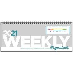 Organizador semanal de BIC Graphic