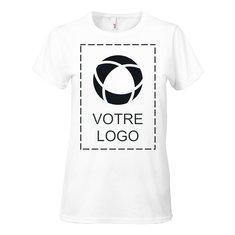 T-shirt femme léger filé à l'anneau AnvilMD