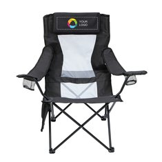 BIC Graphic® 2-in-1 Mesh Adirondack Chair and Table