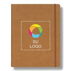 Libreta híbrida Tucson grande de papel marfil de Castelli®
