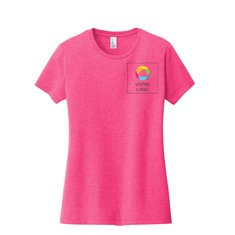 T-shirt pour femme Very Important TeeMD DistrictMD