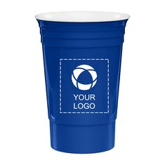 16 oz Reusable Run Stadium Cup