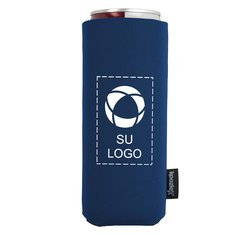 Funda isotérmica plegable para latas delgadas de Koozie®
