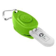 Bullet™ Eagle Sleutelhangerlampje met Ritstrekkers