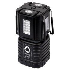 Lanterne de camping amovible 3-en-1 à 66DEL HighSierraMD