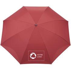 Parapluie à inversion à carreaux avec ouverture automatique en PET recyclé de 1,22m (48po) StrombergBrandMD