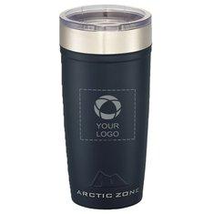Arctic Zone® Titan Thermal HP® Copper Laser Engraved Tumbler – 20 oz.