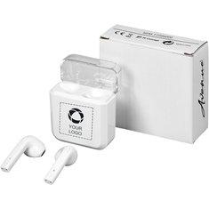 Avenue™ Braavos Wireless Charging TrueWireless Earbuds