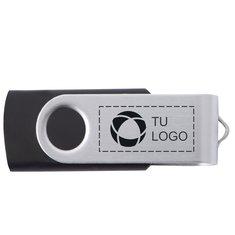 Memoria USB giratoria de 1GB