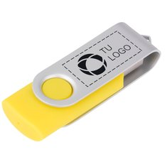 Memoria USB Basic giratoria 2GB
