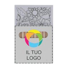 Set da disegno con stampa a colori Paint & Relax