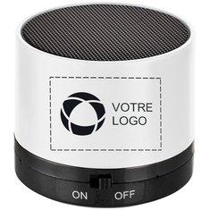 Haut-parleur Bluetooth cylindrique