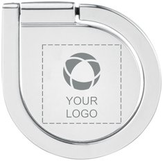 Support de téléphone en aluminium avec anneau d'Avenue™