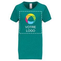 T-shirt femme manches courtes HeavyCottonMC GildanMD