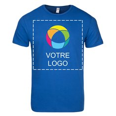 T-shirt ras du cou jersey SofSpun Fruit Of The LoomMD