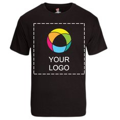 Hanes® Tagless® Ink Printed Short Sleeve T-Shirt