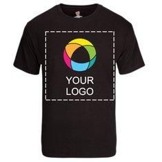 Camiseta de manga corta Tagless® de Hanes® para impresión a tinta