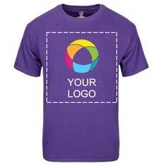 Hanes® Tagless® Ink Printed Short Sleeve T-Shirt