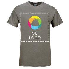 Camiseta de manga corta Gildan® Heavy Cotton con impresión a tinta