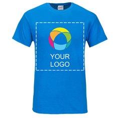 T-shirt manches courtes coton épais GildanMD