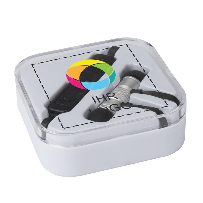 Bluetooth®-Ohrhörer Martell von Avenue™ mit Vollfarbdruck