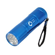 Gripper 9 LED Flashlight