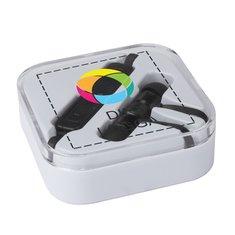 Avenue™ Martell Bluetooth®-öronsnäckor med fyrfärgstryck