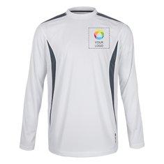 Elevate Kemah Men's Long Sleeve Tech T-Shirt
