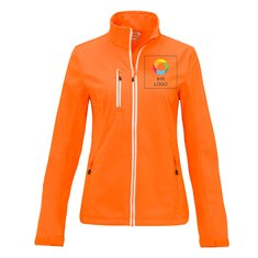 Printer Vert Softshelljacke für Damen