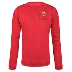 Sweatshirt ID.202 von B&C™ aus Mischgewebe