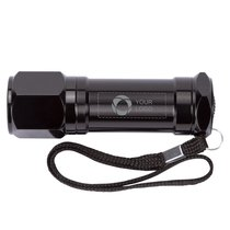 Torcia a 8 LED STAC™ con incisione a laser