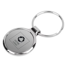 Porte-clés rond Bullet™