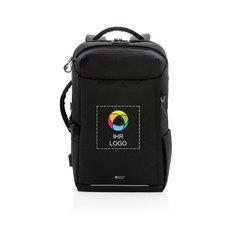 Wochenend-Reiserucksack XXL von Swiss Peak® mit RFID-Schutz und USB-Anschluss