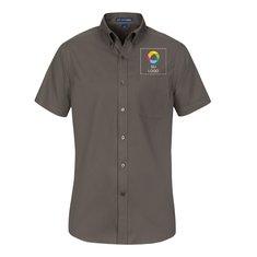 Camisa de manga corta y cuidado fácil para altos de Port Authority®