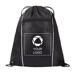 Funnel Drawstring Cinch Backpack