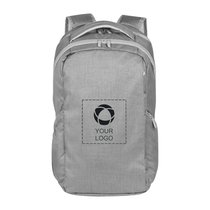 "Zoom® Grid 15"" TSA Computer Backpack"